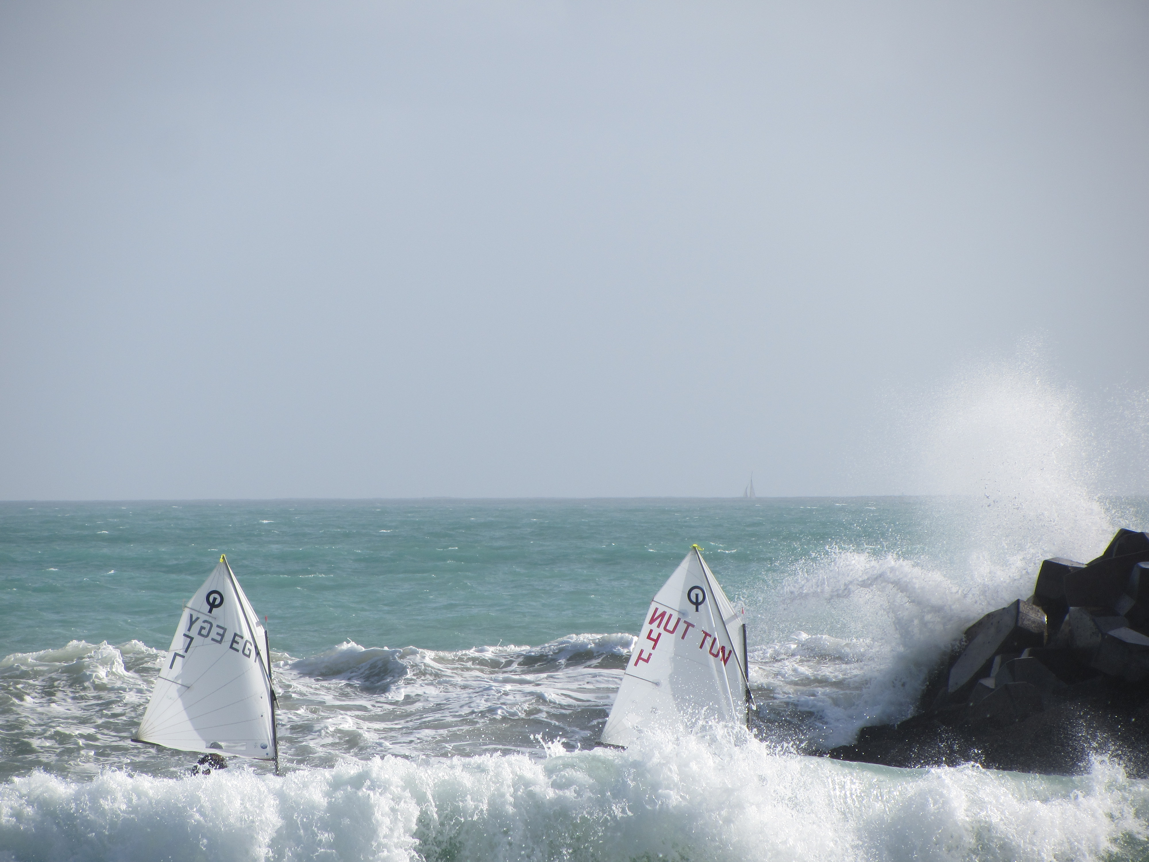 African Optimist Champs South Africa 2013